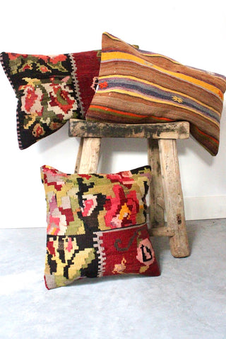 Kilim Cushion Set Verona - Shirdak