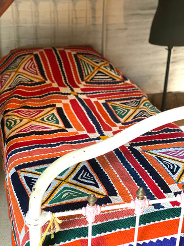 Kantha bright colors
