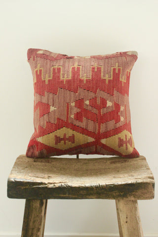 Kilim 40cmx40cm Verona cushion - Shirdak