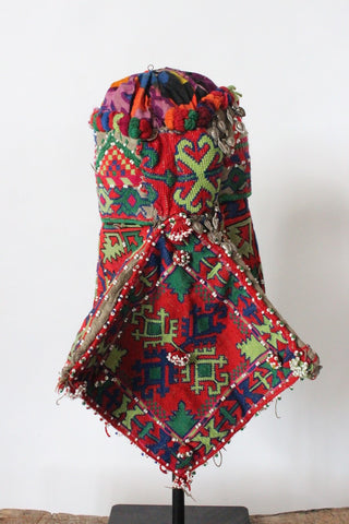 Afghan Children's Hat - Shirdak
