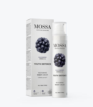 MOSSA Restoring night cream