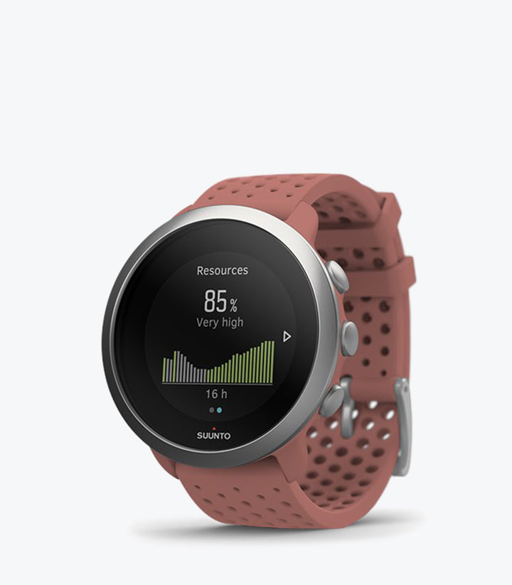 SUUNTO 3 granite red
