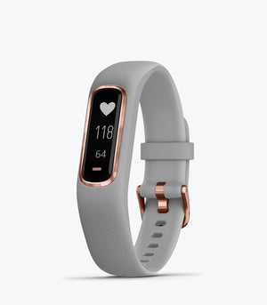 vivosmart 4, E EU, Gray/Rose Gold, S/M