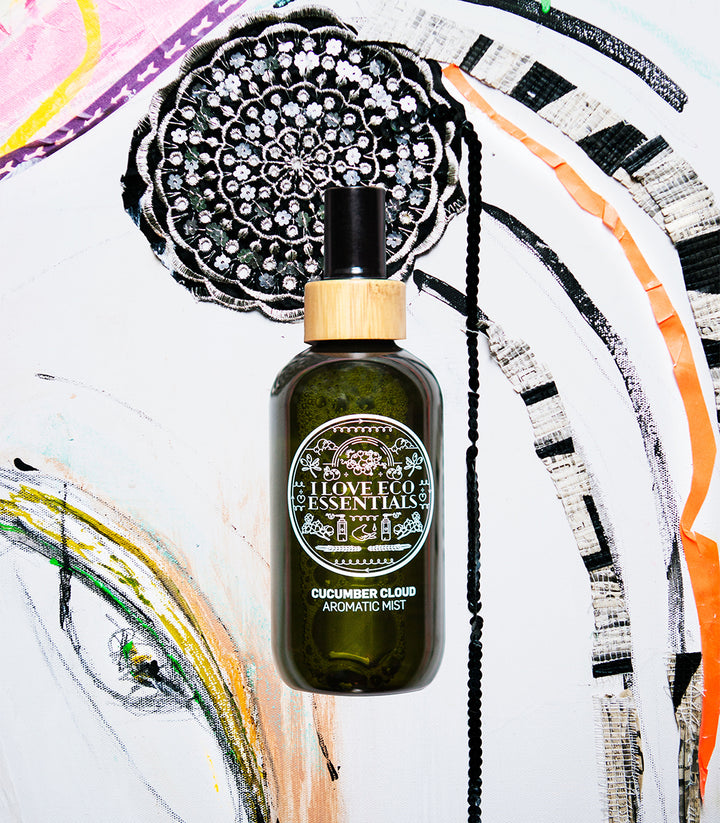 Aromatic Mist: Cucumber Cloud, 200ml