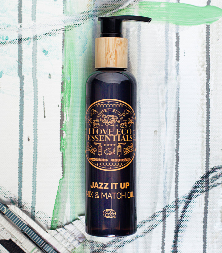 Body Oil: Jazz it up, 150ml