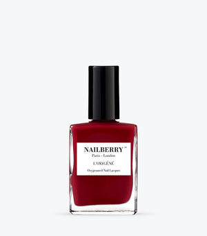 NAILBERRY Oxygenated nail polish, #Le temps des cerises, 15ml