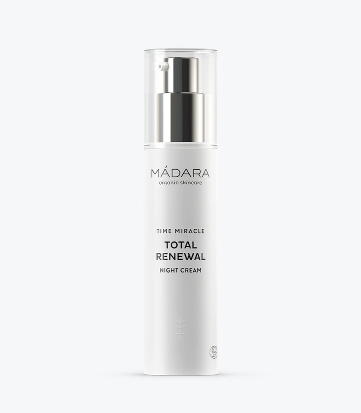 Total renewal night cream