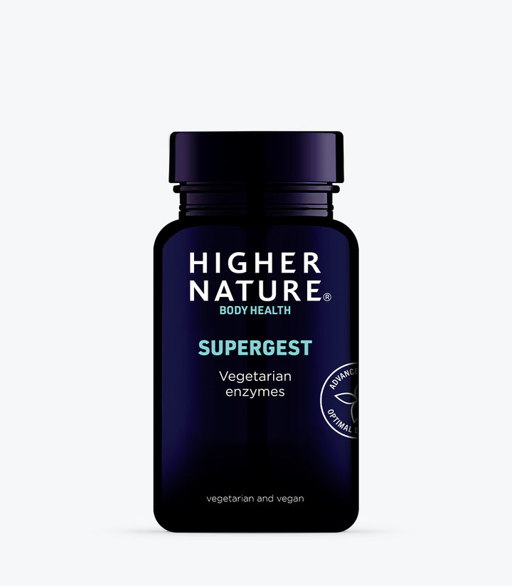 vegetarian enzymes SUPERGEST