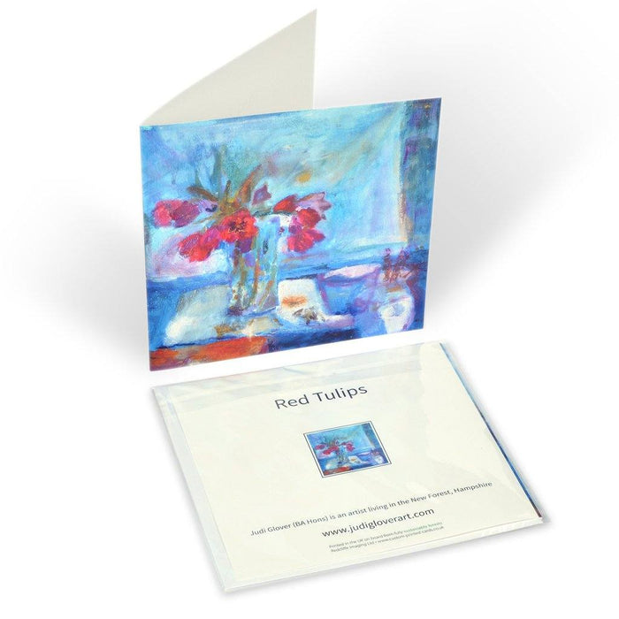 Greeting card sets from Judi Glover Art. Art cards from original paintings by Judi Glover Art.