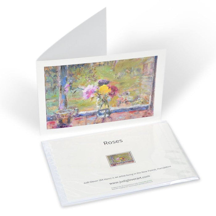 Sets of greeting cards from Judi Glover Art. Art cards from original paintings by Judi Glover Art.