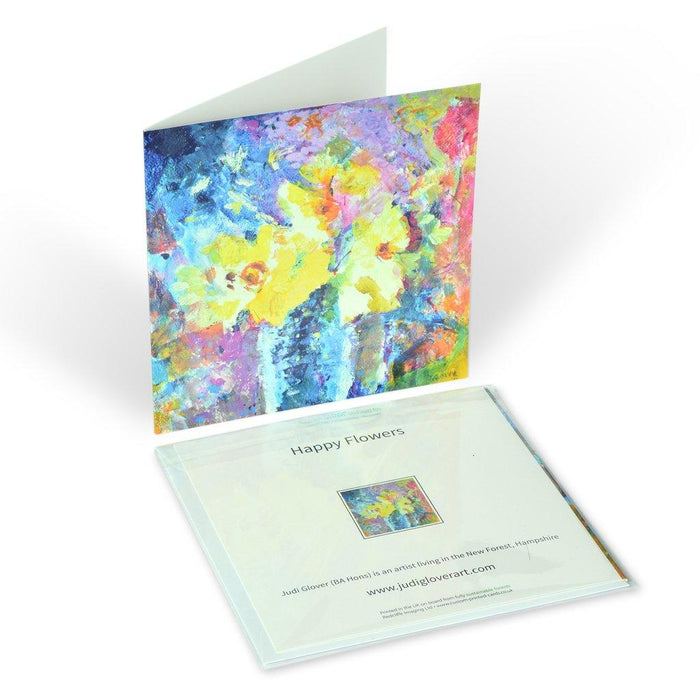greeting cards set from Judi Glover Art. Art cards from original paintings by Judi Glover Art.