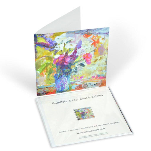 Greetings Card sets by Judi Glover Art. Sets of cards from original paintings by Judi Glover.
