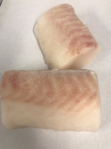 Cod loin portions  skinless large 6-7oz (box of 10)