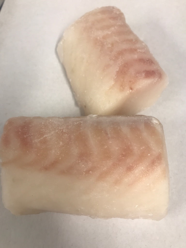 Cod loin portions, skinless, 5-6oz (box of 10)