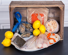 Load image into Gallery viewer, The Ultimate Prime Fresh Fish and Shellfish Fish Box