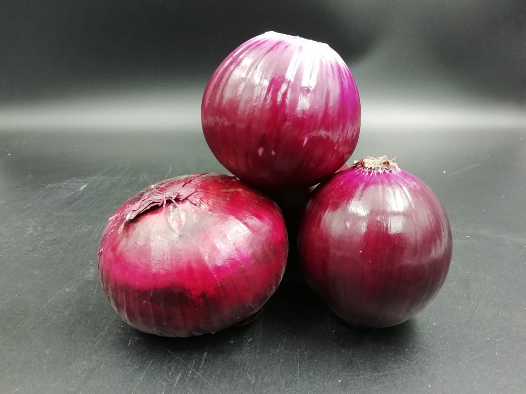 Onions, red (1kg)
