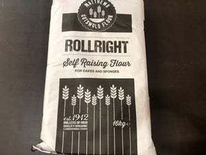 Self raising flour (16kg)