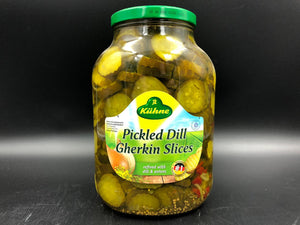 Gherkin Sliced Chip 2.45kg