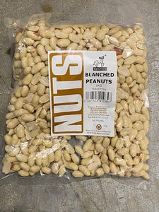 Peanuts, blanched (1kg)