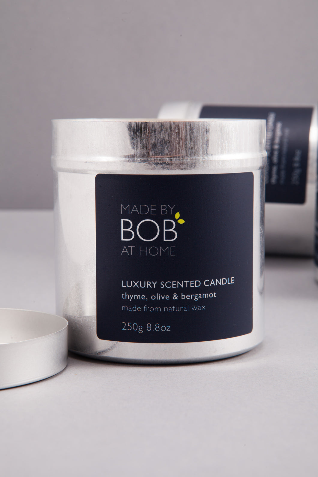 Luxury Scented Candle, Made by Bob at Home