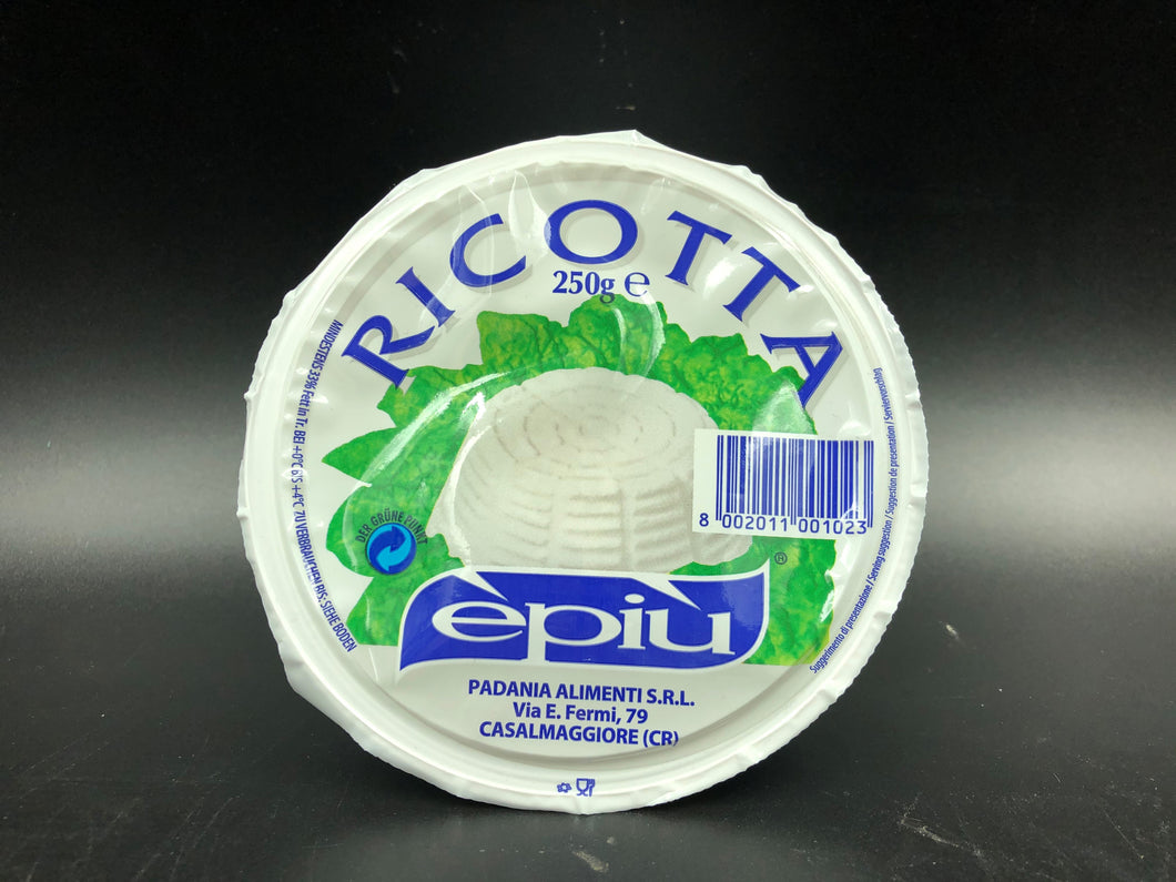 Ricotta cheese (250gm)