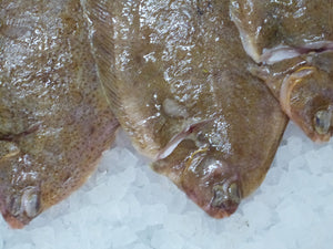 Lemon sole  skinned fillets (120-150gm) ,pack of 4,  frozen