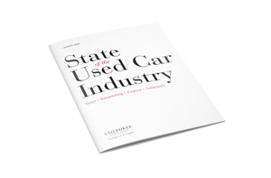The State of the Used Car Industry - August 2020
