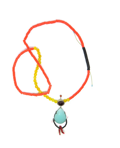 colourfull necklace