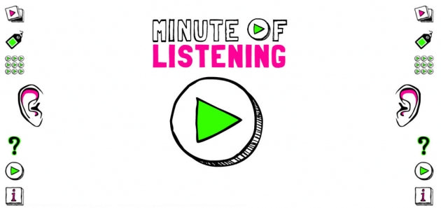 Minute of Listening