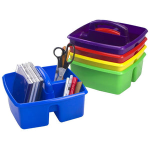 Organization Storage Baskets With Compartments And Handle