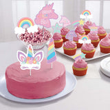 Paper Topper Kit Unicorn Party - Dollar Max Depot