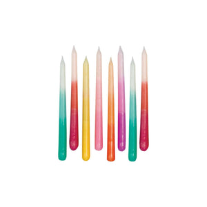 Candles Ombre - Dollar Max Depot
