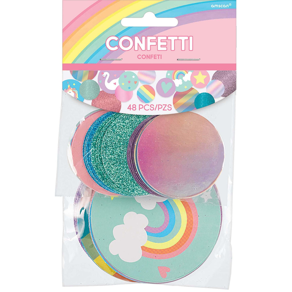 Confetti Giant Magical Rainbow - Dollar Max Depot