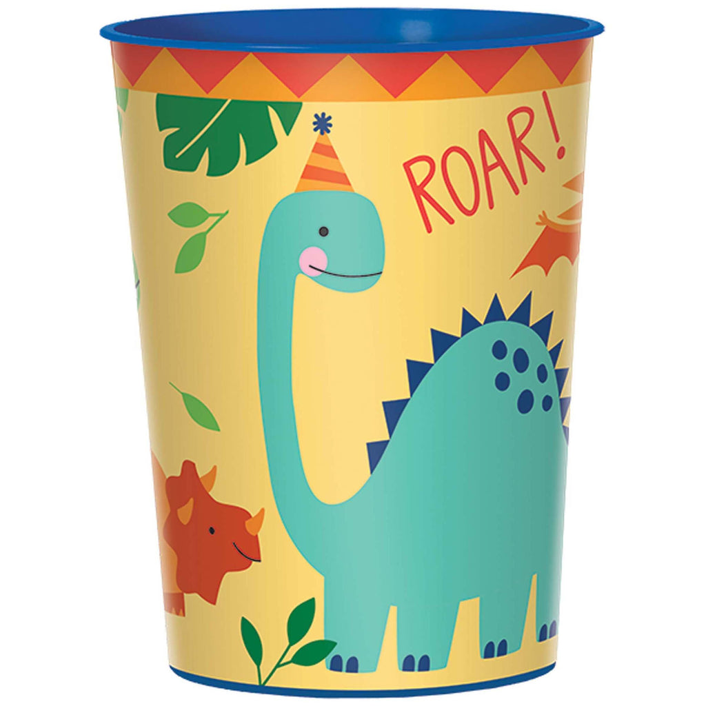 Cup Party Favorors Dino-Mite Party - Dollar Max Depot
