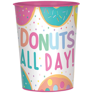 Cup Party Favorors Donut Party - Dollar Max Depot