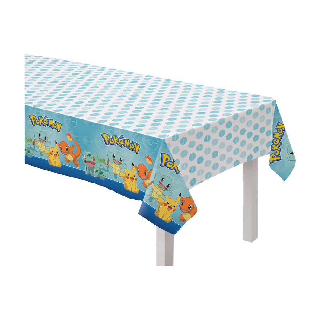 Tablecloth Pl Pokemon Classic - Dollar Max Depot