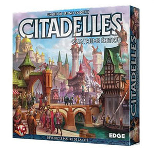 Citadelles 4Ieme Edition (French Version) - Dollar Max Depot