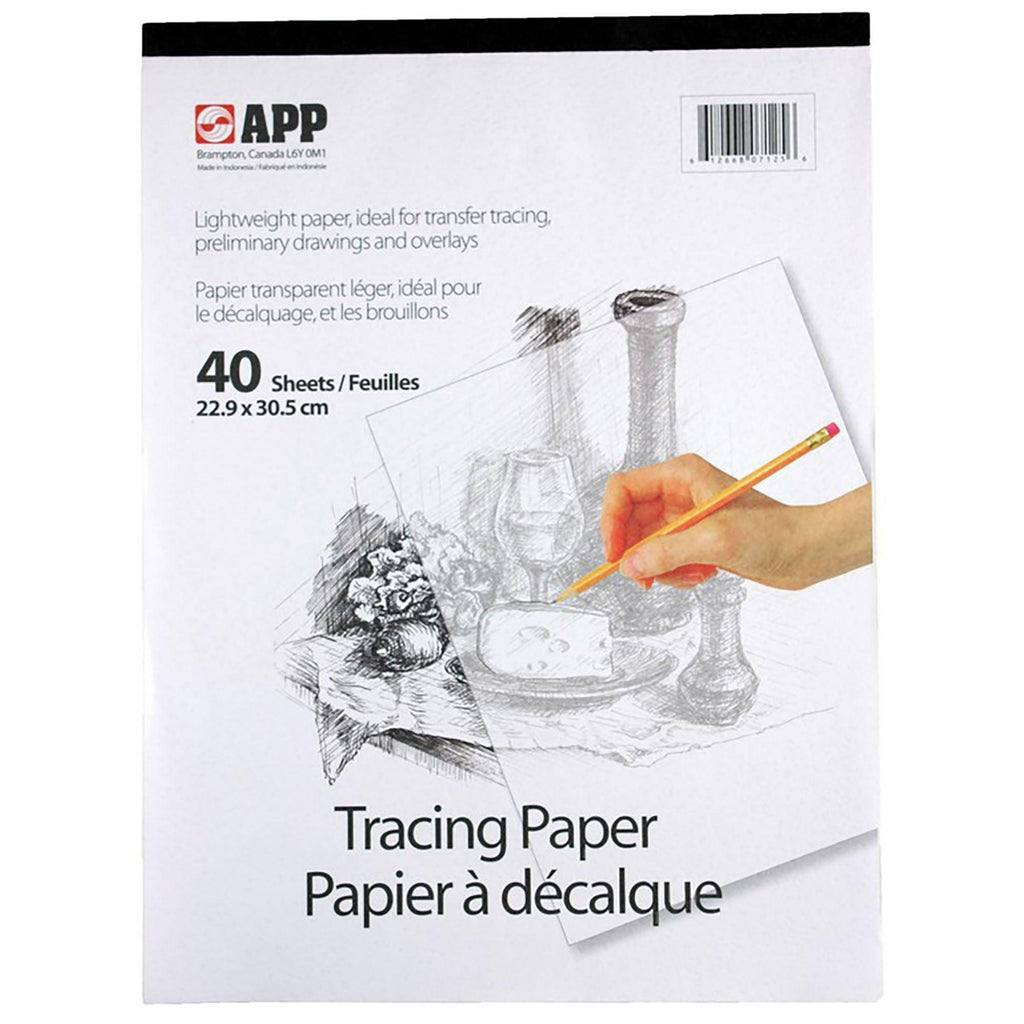 Tracing Paper 40 Sheets