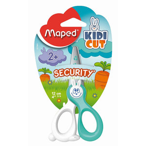 Maped Scissors Kidikut 12Cm Blister - Dollar Max Depot