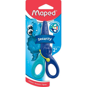 Maped Security Scissors 5 In - Dollar Max Depot