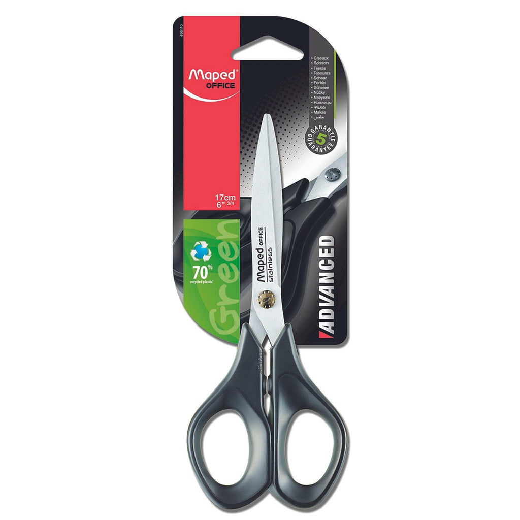 Maped Recycled Scissors 6.75 In - Dollar Max Depot