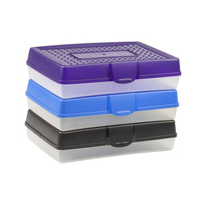 Plastic Pencil Box Large - Assorted