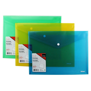 Poly Envelope With Snap Closure - Br Series - Dollar Max Depot
