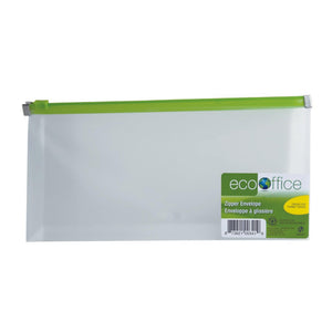 Eco Zipper Envelope Checks Format - Dollar Max Depot