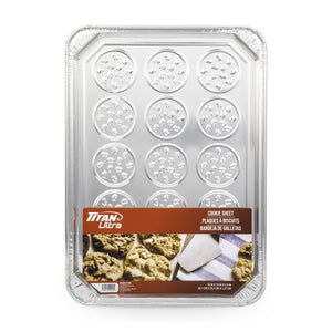 Titan Ultra Cookie Sheet 1/Pk - Dollar Max Depot