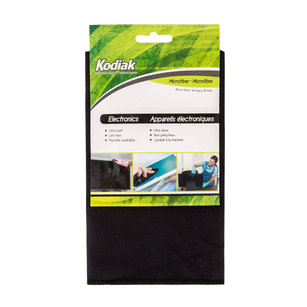 Kodiak Microfibre Electronics Cloth - Dollar Max Depot