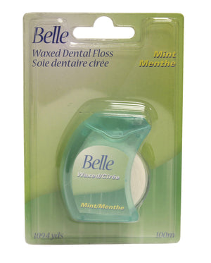 Belle Mint Dental Floss 100M - Dollar Max Depot
