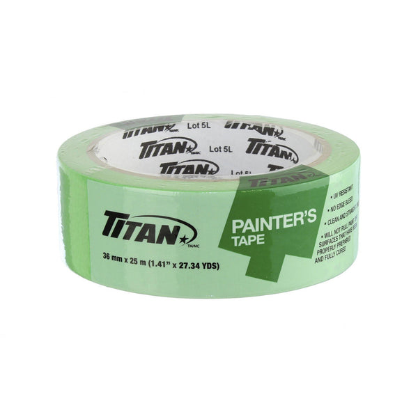 Titan Painters Masking Tape 36Mm25M