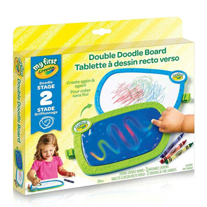 Crayola My First Double Doodle Board | Dollar Max Depot