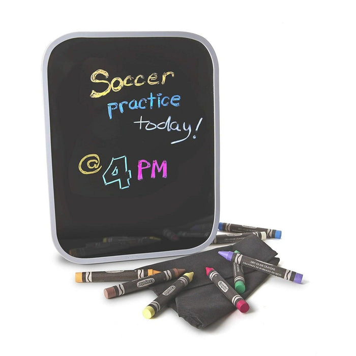 Crayola Dry-Erase Board Set Dual-Sided